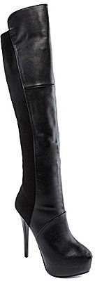 Steve Madden Highting Over-the-Knee Stretch Boots