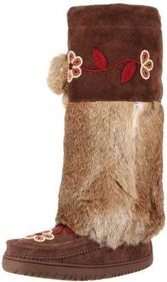Manitobah Mukluks Women's Tall Suede Metis Vibram Boot