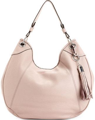 Calvin Klein Handbag, Key Item Leather Hobo