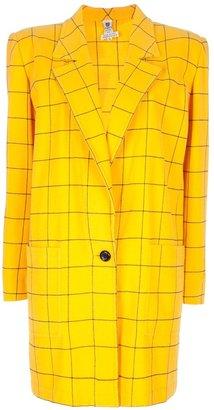 Ungaro Vintage Checked jacket