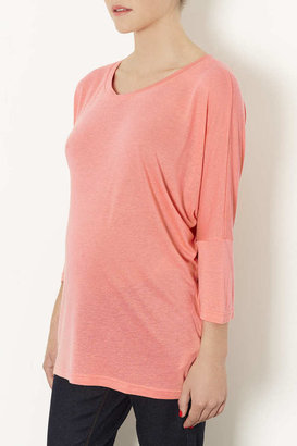 Topshop Maternity Long Sleeved Tee
