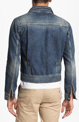Nudie Jeans 'Sonny Organic Selvedge Dream' Denim Jacket