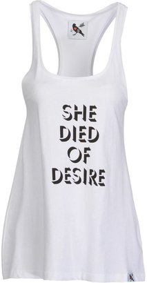 SHE DIED OF BEAUTY Tops