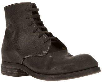 A Diciannoveventitre buffalo leather boot