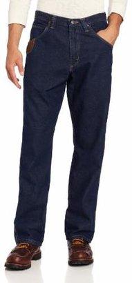 Wrangler RIGGS WORKWEAR Men's Big & Tall Workwear Carpenter Jean