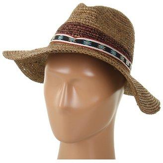 O'Neill Sunglow Fedora (Natural) - Hats