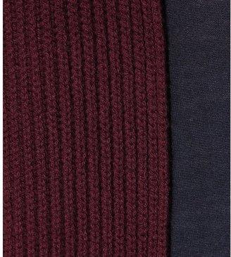 Christopher Kane Ribbed cashmere cardigan