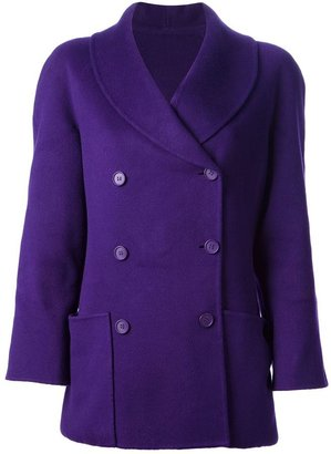 Mila Schon Vintage double breasted coat