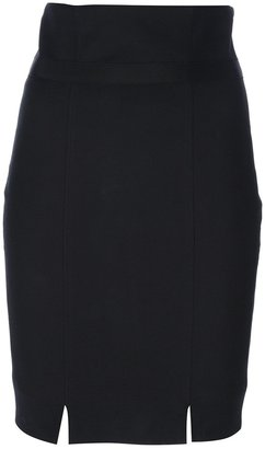 DSquared DSQUARED2 cut-out pencil skirt