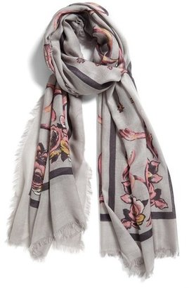 Nordstrom 'Regal' Cashmere & Silk Scarf