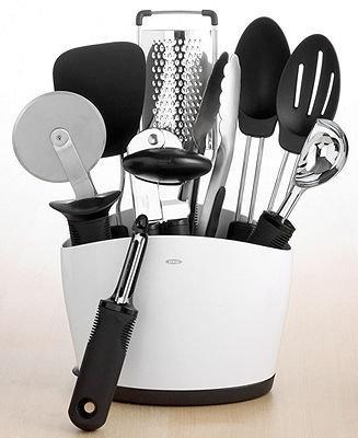 OXO Good Grips 10-Piece Everyday Kitchen Tool Set