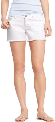 "Old Navy Women's The Diva Cut-Off Denim Shorts (3-1/2"")"