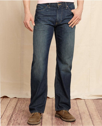 Tommy Hilfiger Men's Core Jeans, Created for Macy's, Campus Freedom Relaxed Fit Jeans, Created for Macy's
