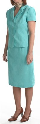 Isabella Collection Skirted Suit (For Women)