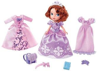 Mattel Disney Sofia the First Royal Fashions Doll