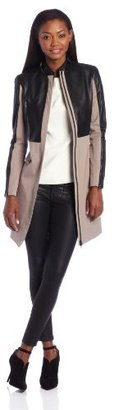 Robert Rodriguez Women's Twill Zip Coat