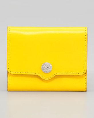 Rebecca Minkoff Molly Metro Card Holder, Sunny Yellow