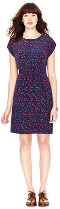 Fossil Emily Shirred Dress