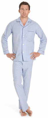 Brooks Brothers Glen Plaid Pajamas