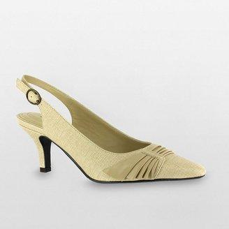 Donald Trump Easy street narrow slingback dress heels - women