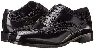 Florsheim Lexington Wingtip Oxford (Black Legacy) Men's Lace Up Wing Tip Shoes