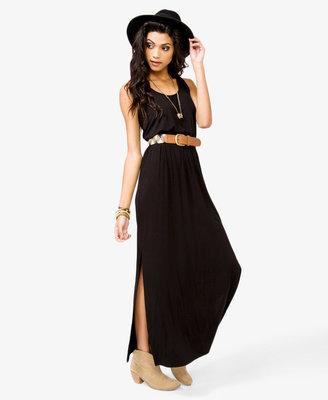 Forever 21 Sleeveless Maxi Dress