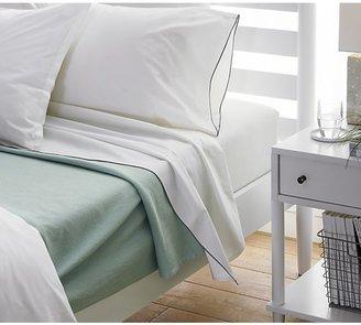 Crate & Barrel Belo Grey Sheet Sets