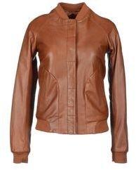 M.Grifoni Denim Leather outerwear