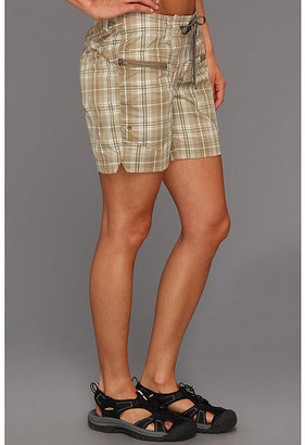 Exofficio MarLocoTM Plaid Short