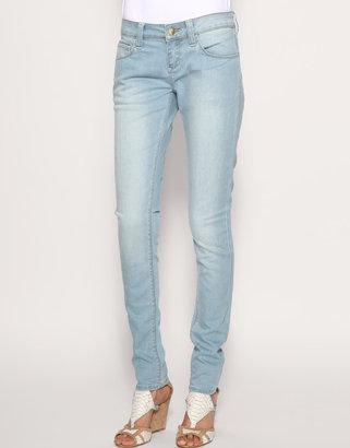 Monkee Genes Light Wash Skinny Jeans