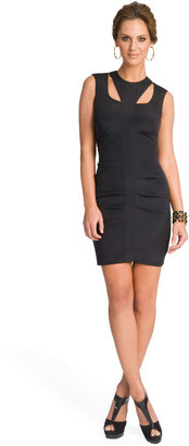 Nicole Miller Look At Me Cut Out Dress