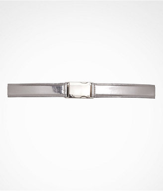 Express Adjustable Mirrored Buckle Belt