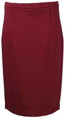 Roland Mouret 'Inca' fitted skirt
