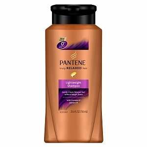 Pantene Truly Relaxed Hair Lightweight Shampoo