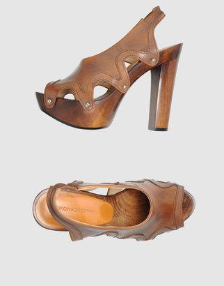 Georgina Goodman Platform sandals