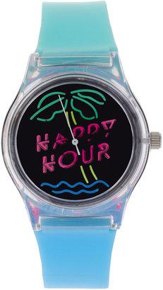 Asos Happy Hour Plastic Watch