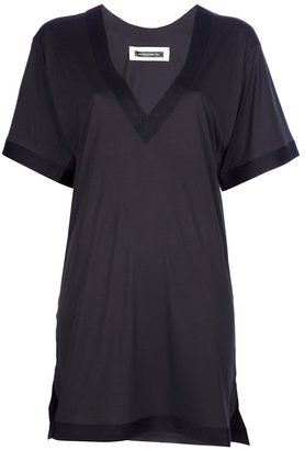 Balenciaga t-shirt dress