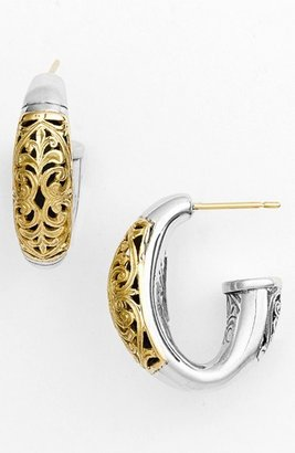 Women's Konstantino 'Classics - Daphne' Hoop Earrings $690 thestylecure.com