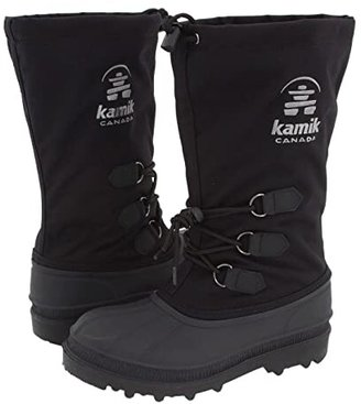 Kamik Canuck (Black) Women's Cold Weather Boots