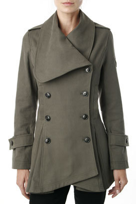 William Rast Outerwear Military Green