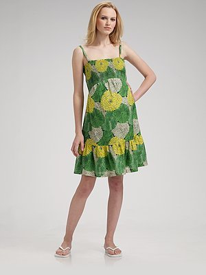 Juicy Couture Maternity Cotton/Silk Dress