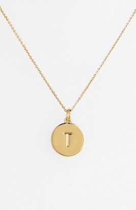 Kate Spade Women's 'One In A Million' Initial Pendant Necklace