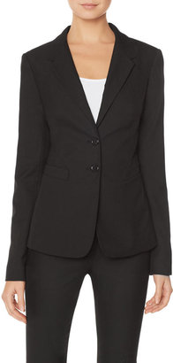 The Limited Collection Two-Button Jacket