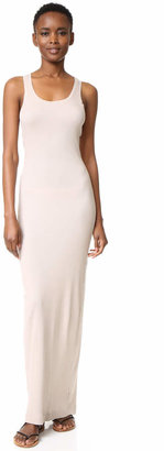 Splendid Ribbed Maxi Dress $67 thestylecure.com