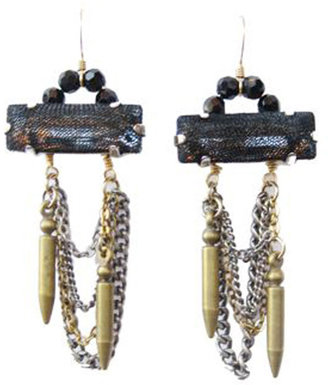 Candace Ang Mica Earring