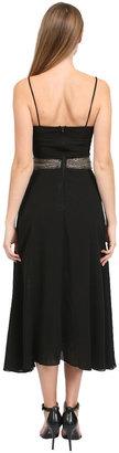 Karen Zambos Eloise Dress in Black