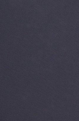 James Perse V-Neck Slub Knit Tee