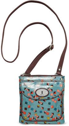 Fossil Handbag, Vintage Key-Per Mini Crossbody