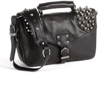Sam Edelman Felix Studded Leather Messenger Bag