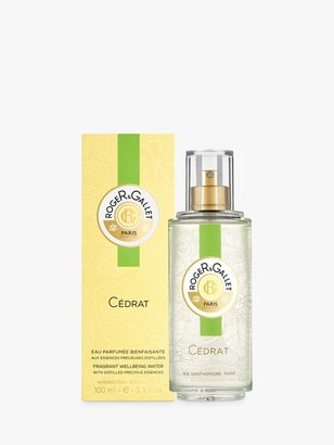 Roger & Gallet Cedrat Well-Being Water Fragrance, 100ml